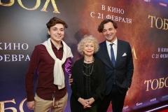 Светлана Немоляева, Сергей Лазарев, Александр Лазарев